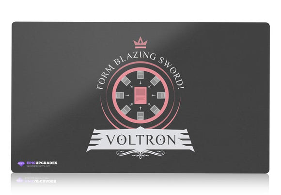 Playmat - Voltron Life Magic the Gathering - mtg