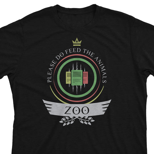 Zoo Life - Magic the Gathering Unisex T-Shirt