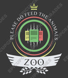 Zoo Life - Magic the Gathering Unisex T-Shirt - epicupgrades