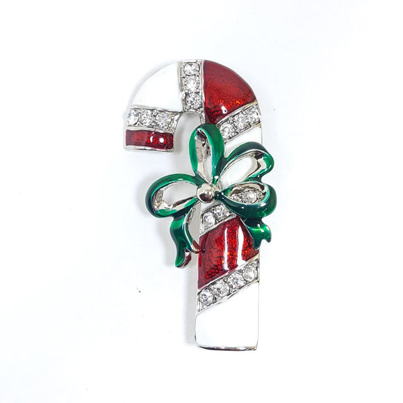 Christmas Wand Brooch