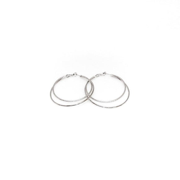 Multilayer Hoop Earrings