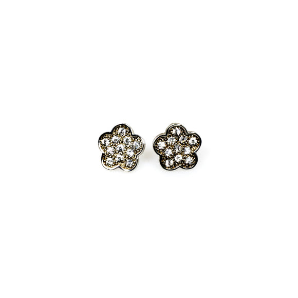 Flower Shape Studs
