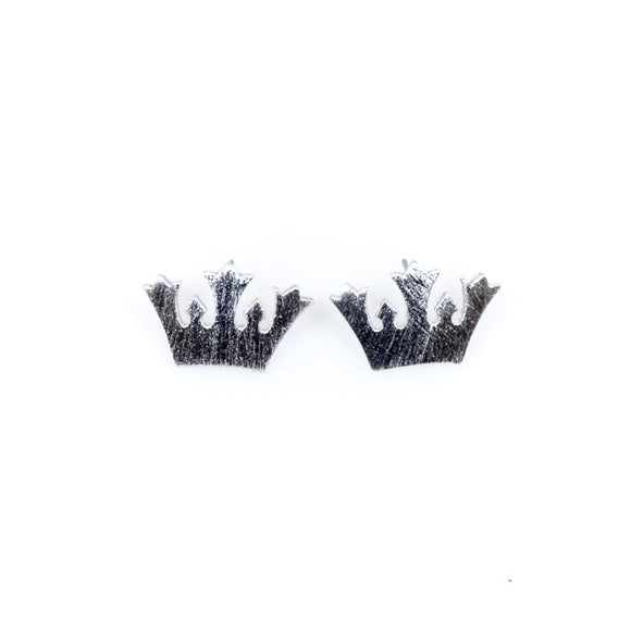 Crown Shape Studs