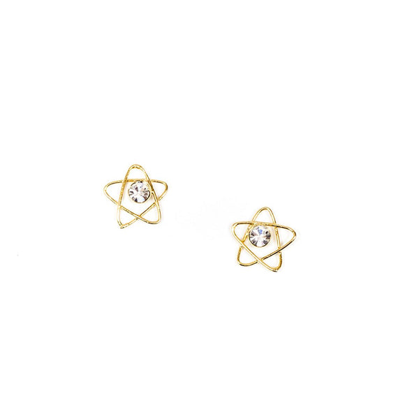 Star Shape Studs
