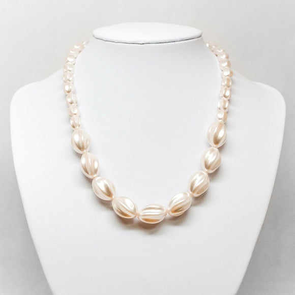 Pearl Twist Necklace