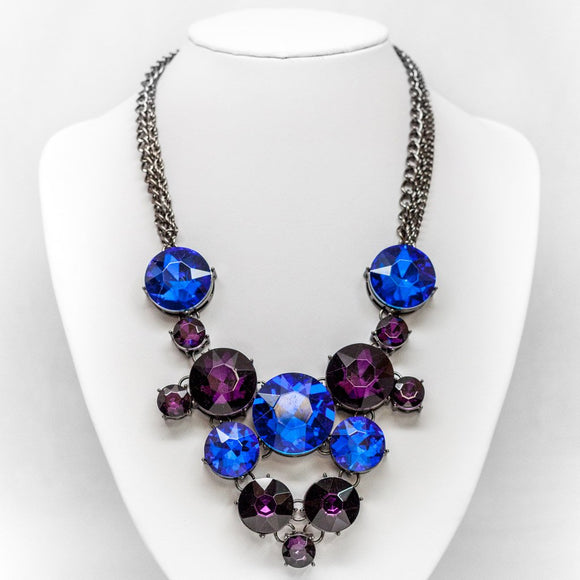 Crystal Bubble Necklace