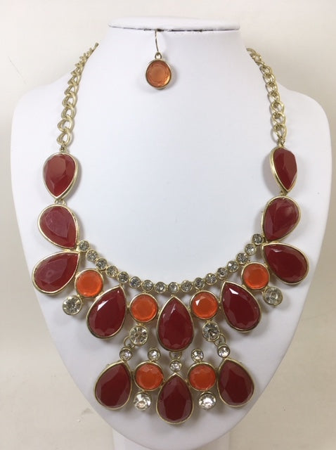 Multiple Color Necklace