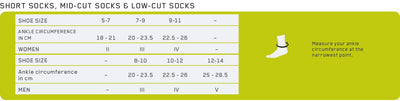 Men's Low-Cut Socks