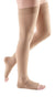 mediven comfort, 30-40 mmHg, Thigh High with Silicone Top-Band, Open Toe