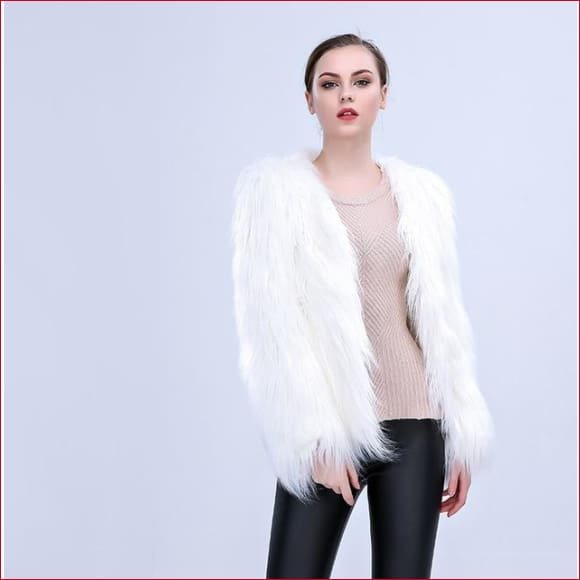 Ladies Sexy LED Light Party fashion jacket.