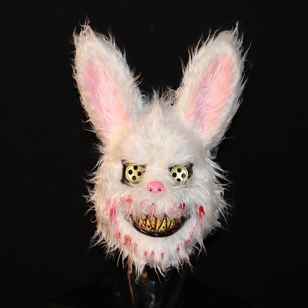 Evil Bloody Rabbit Halloween Horror Masks.