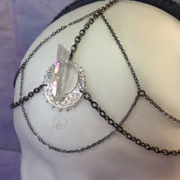 Crystal Eye Headband