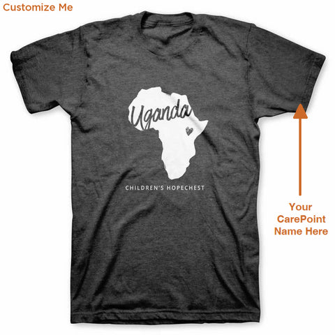 Childrens Hopechest - Adult T-Shirt Uganda Apparel