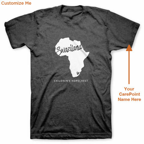 Childrens Hopechest - Adult T-Shirt Swaziland Apparel