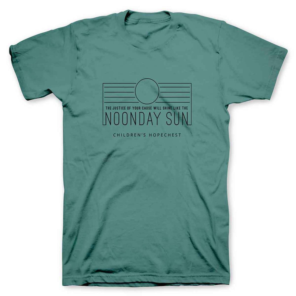 Childrens Hopechest - Adult T-Shirt Noonday Sun Apparel