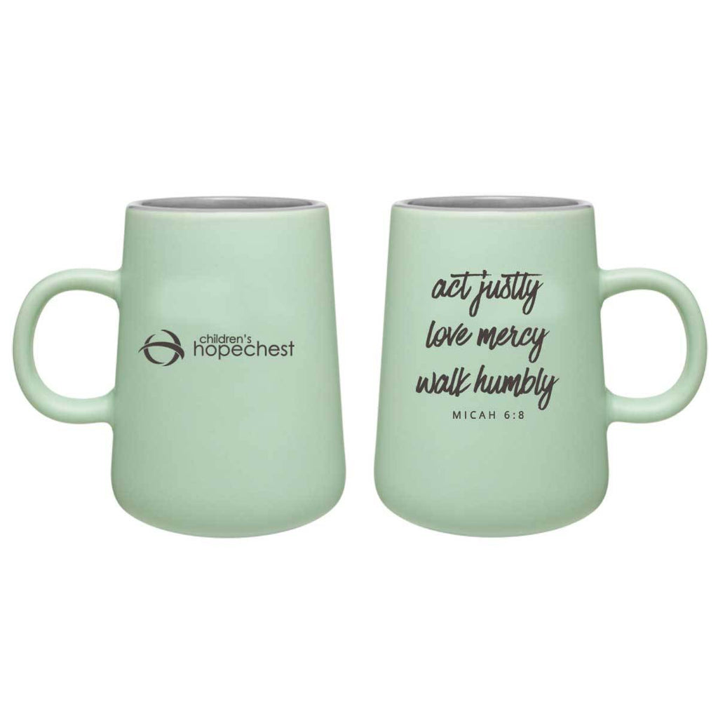 Childrens Hopechest - Act Justly Mug Drinkware