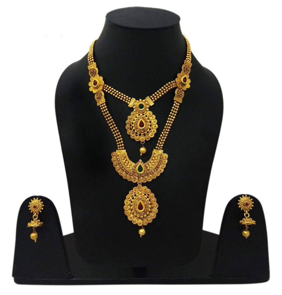 Exclusive Collection of Indian Necklaces
