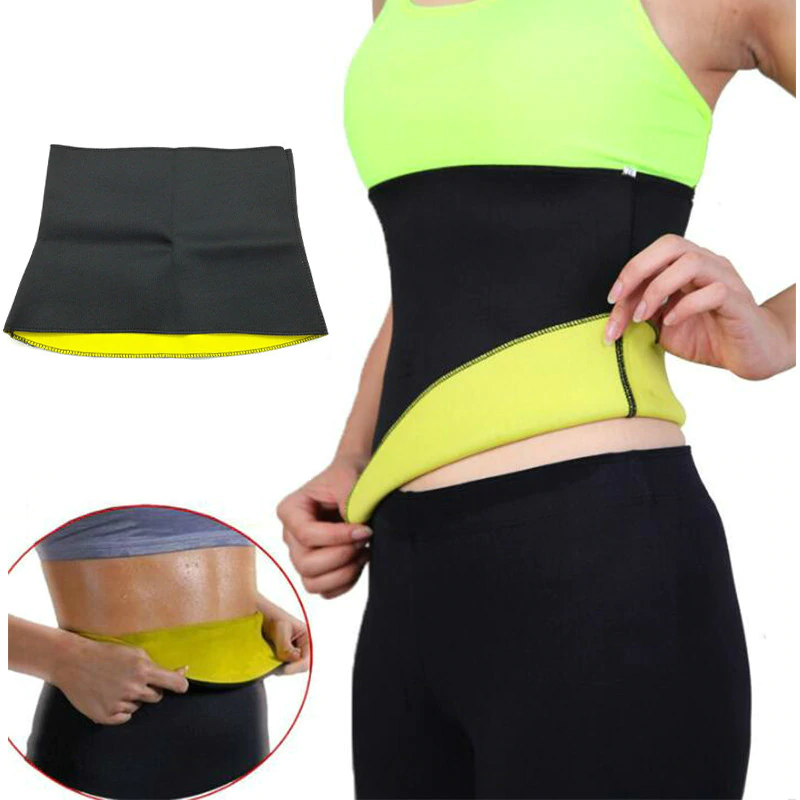Hot Shaper Waist Slimming Belt