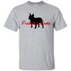 Frenchie Mama T-Shirt - Women's Tees I Love Frenchie Bulldogs