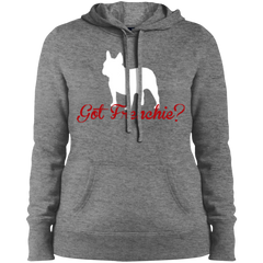 Got Frenchie Womens Pullover Hoodie - Women's Sweatshirts I Love Frenchie Bulldogs