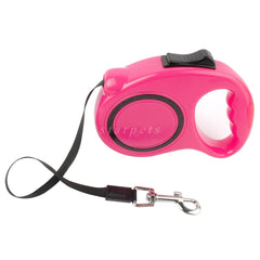 Nylon Retractable Leash - Leash I Love Frenchie Bulldogs