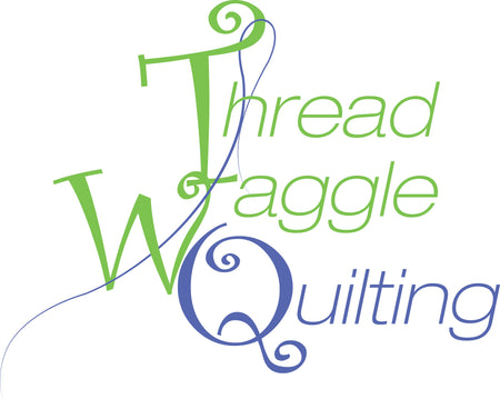 Thread Waggle Quilting