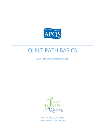 Quilt Path Basics Book - PDF version