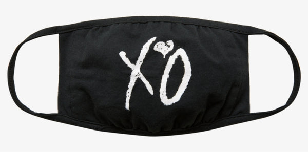 XO Classic Logo Cloth Face Covering