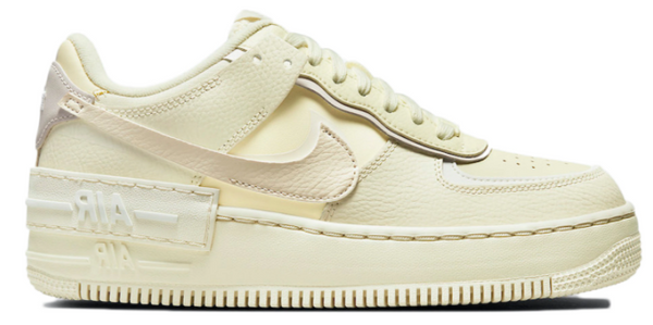 Nike Air Force 1 Low Shadow Coconut Milk (W)