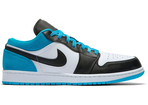 Nike Air Jordan 1 Low Laser Blue