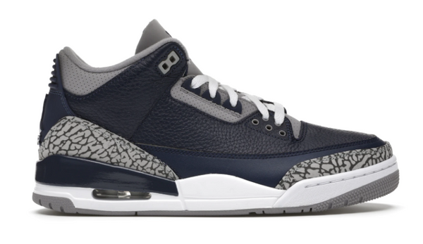 Air Jordan 3 Retro Georgetown (2021)