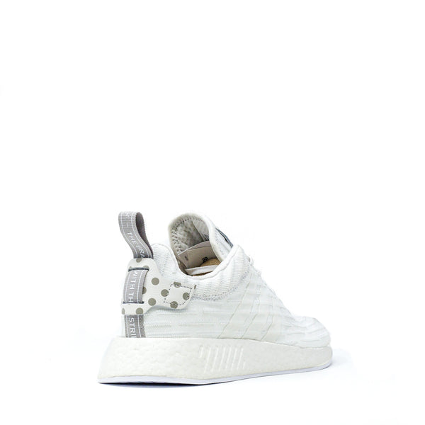 Adidas Nmd R2 Pk White Womens Sneak Peek Luxury