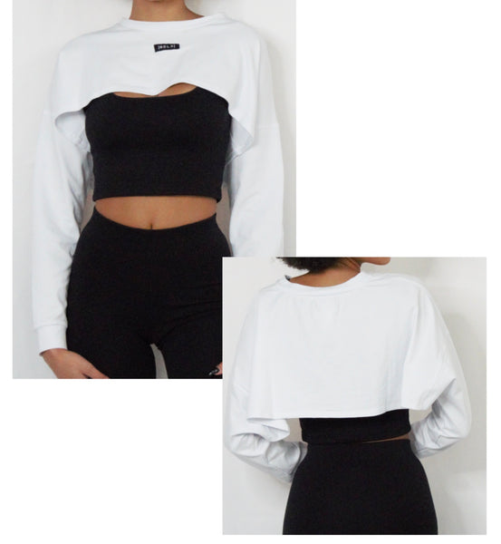 BDLX Long Sleeve Crop