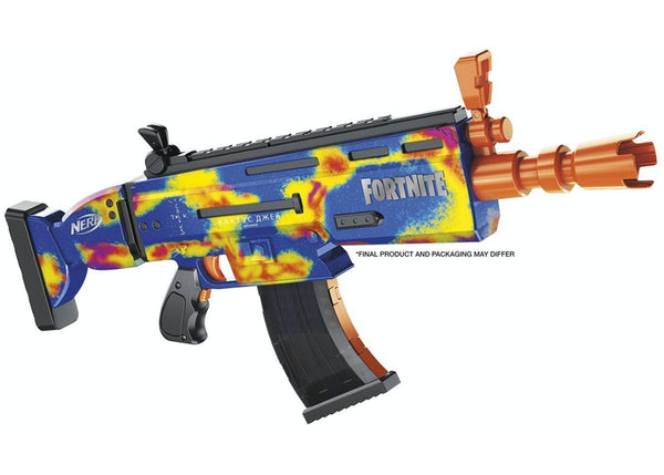 Travis Scott Cactus Jack Fortnite AR-Goosebumps Nerf Elite Dart Blaster