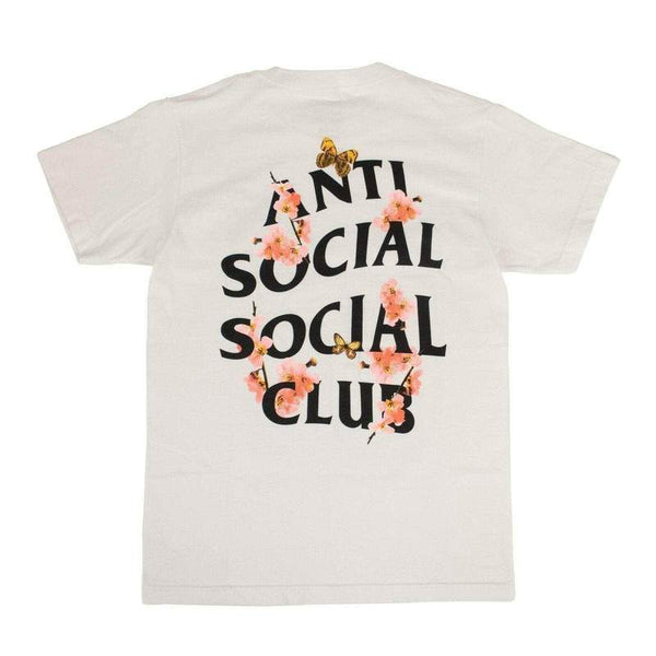 Anti Social Social Club Men's 'Kkoch' ASSC Short Sleeve T-Shirt