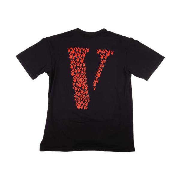 VLone x Playboy Tee Black / Red