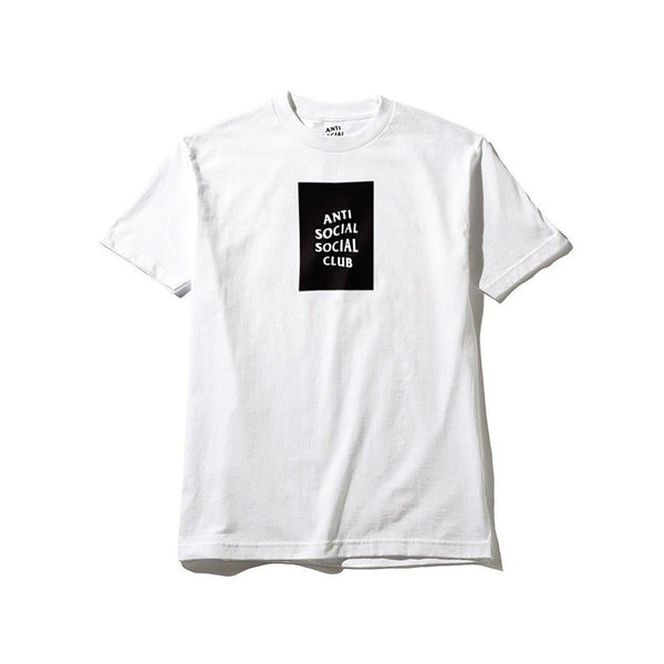 Anti Social Social Club White Box Logo Tee