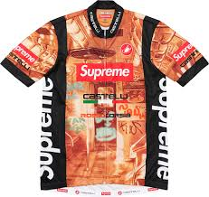 Supreme Castelli Cycling Jersey Multicolor