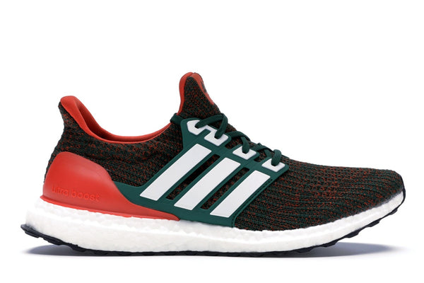 Ultra Boost University of Miami 4.0