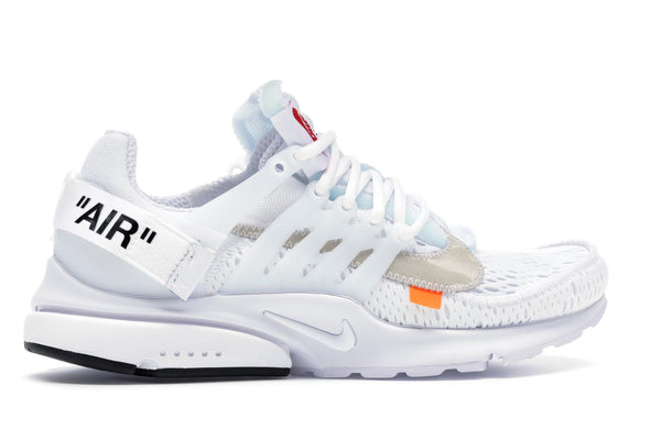 Nike x Off White Air Presto White (2018)