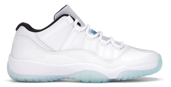 Jordan 11 Retro Low Legend Blue