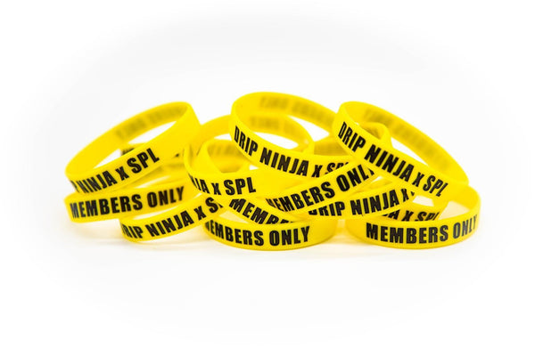 Drip Ninja x SPL Members Only Access Bands