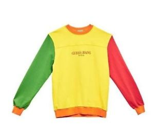 Guess Farmers Market x Sean Wotherspoon Multicolor Sweater