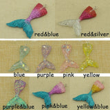 17 Different Styles Mermaid Fish Tail Personality Charm Pendant Necklace