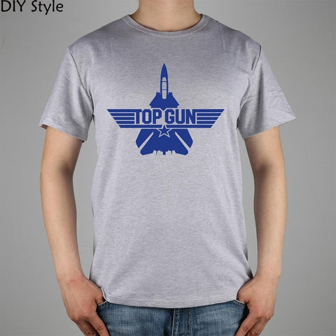 TOPGUN Lycra Cotton Men's T Shirt