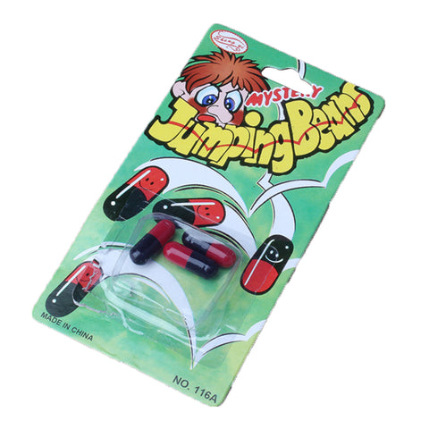 3pcs Jumping Beans Toy Gift Comedy Magic Trick