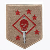 USMC MARINE RAIDERS Patches