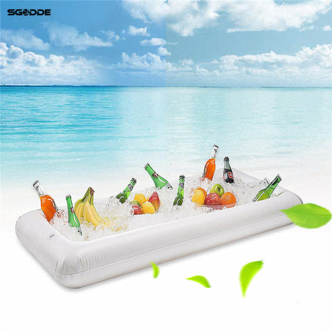 Inflatable Beer Table Pool Float