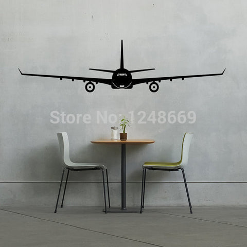 Air Force Plane Wall Mural Vinyl Decal