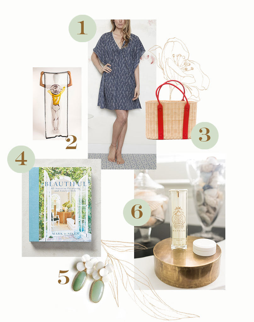 Mother's Day Guide:                                                                                                                   Gifts With Southern Charm & Grace